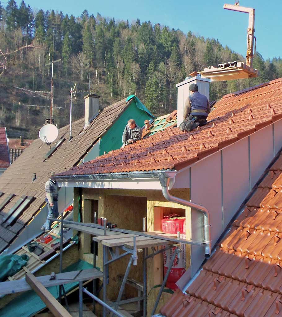 Zimmerei und Baugeschäft in Oppenau