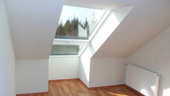 Dachfenster von der Zimmerei Treyer in Oppenau