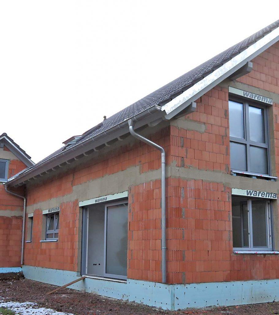 Neubau der Treyer GmbH Holz + Bau